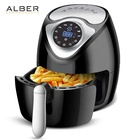 Amazon Latest Digital Adjustable Thermostat Control Air Fryer without Oil