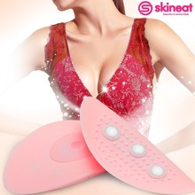 Wireless Medical Silicone Vibrating massage breast enlargement bra