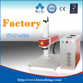 Raycus/Max laser source 20w fiber laser marking machine portable for stainless steel