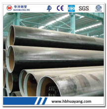 JCOE API 5L PSL2 LSAW Welded Carbon Steel Line Pipes Liquid Transportation