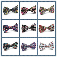 Wholesale Cheap 100 Cotton Bow Ties