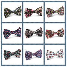 wholesale cheap 100% cotton bow ties