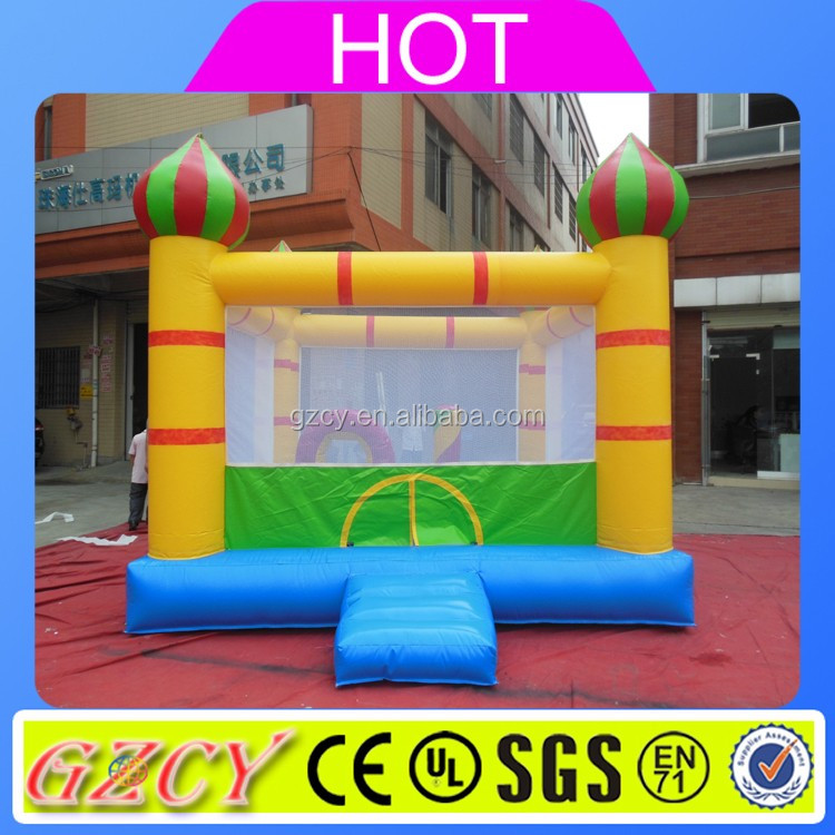 Mini bouncy castle Inflatable bouncer Jumping Bounce House For Kids
