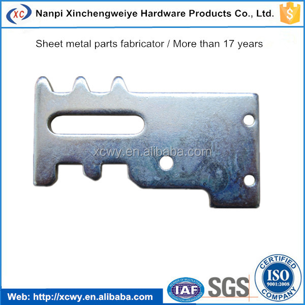 2016 China stamping parts sheet metal fabrication for instrument trolley