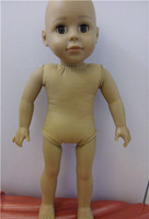 Nonlead madame organic my american girl doll with soft cloth body
