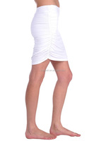 Ladies Sexy White Tight Short Skirts