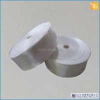 Plain Woven Weave Type and Silicon Coated Surface Treatment fiberglass woven roving tape