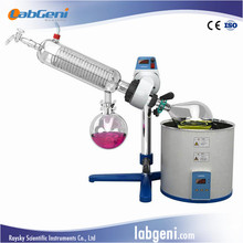 2L Rotary Evaporator for sale, Rotovap with vacuum pump and chiller