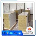 2018 China Factory hot sale Rockwool insulation Sandwich panel 120mm