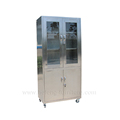 Movable Locking storage cabinets