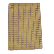 Pale Beige Natural Bamboo Eco-friendly automatic cool chair case/Bamboo seat cushion/car seat cover for summer