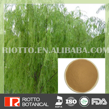 China Factory Supply Top Quality White Willow Bark Powder Extract, Relief Pain