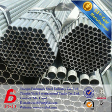 14 years Factory Schedule 80 BS 1387 Hot Dip Galvanized Steel Pipe gated irrigation pipe