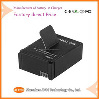 2015 hot selling and factory price high quality go pro hd3+ battery ahdbt-302 for Go pro 3