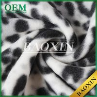 Famous Brand Clothing Material Wholesale penguin fleece fabric