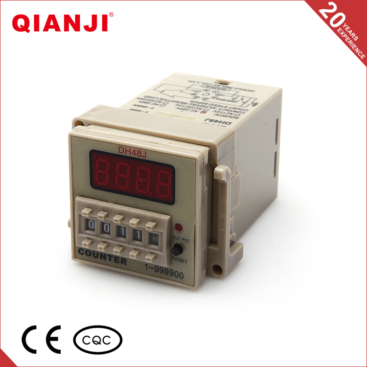 QIANJI China Manufacturer Offer Long Service Life Digital Tally Counter