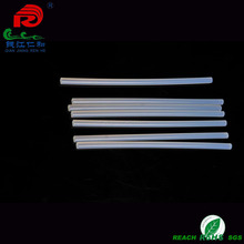 7mm 11mm solid plastic glue stick,high quality normal using hot melt bar