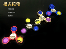 glow fidget spinner with free shipping