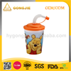 Perfect Design Food Grade New Style Fashionable Cartoon Plastic PP Drink Cup