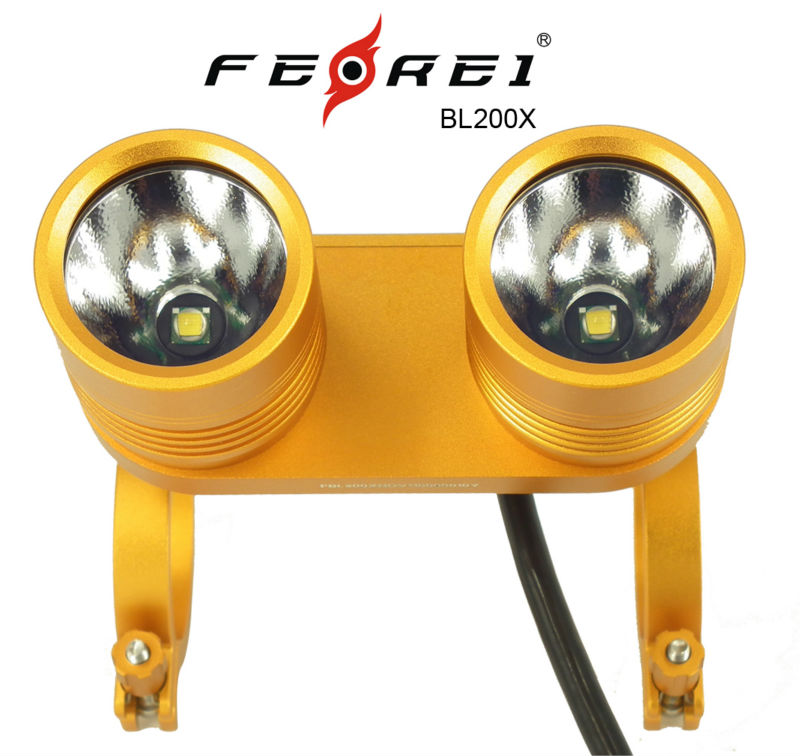 Military level quality aluminum body bicycle accessories bike lighting