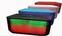 2017 JBL New Mini Portable Wireless Bluetooth Speaker LED Lights Speakers Support USB and TF card Boombox Speaker For iphone Sam