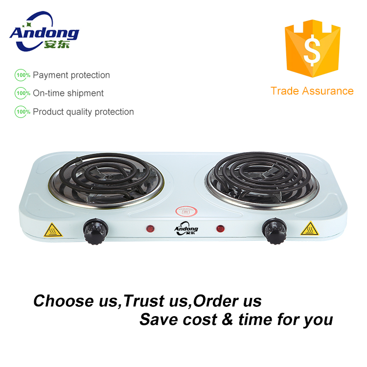 2000watts cheap electric hot plate portable 120v electric stove Factory price