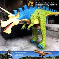 MY Dino-A27 Life size child dragon costume