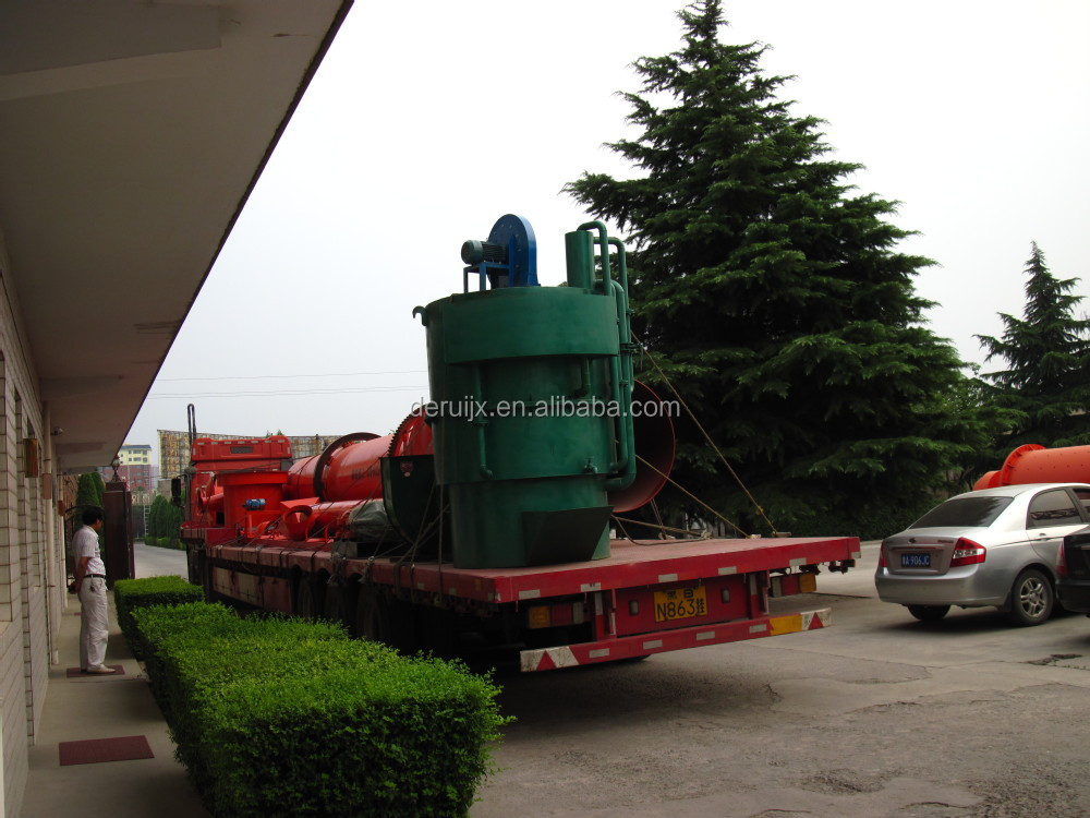 coal and clay rotary drum dryer machine manufacturer in China