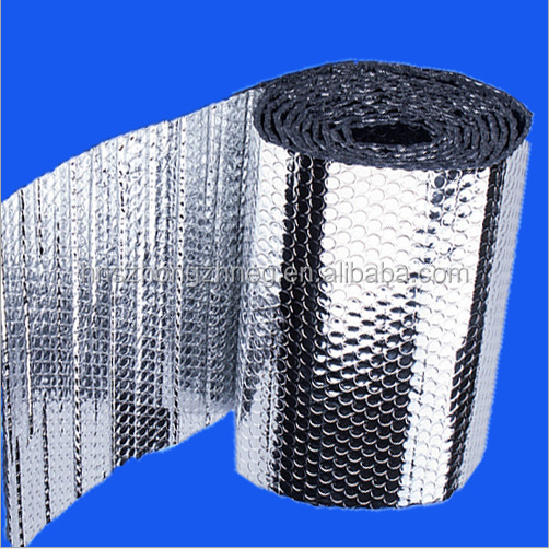aluminum bubble insulation material factory