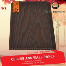 High Quality Wood Plastic Composite WPC Interior Wall Paneling