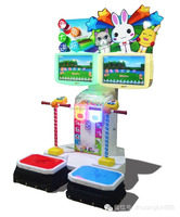 MIni Bunny Jump coin operated simulation motion sensing indoor game machine for sale