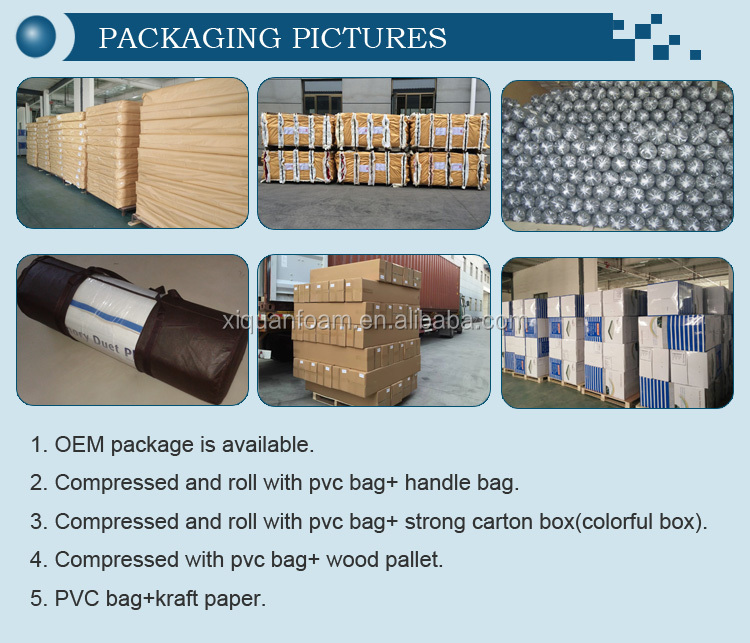 Queen size very cheap spring mattress vaccum compressed in wooden pallet for all the market - Jozy Mattress | Jozy.net