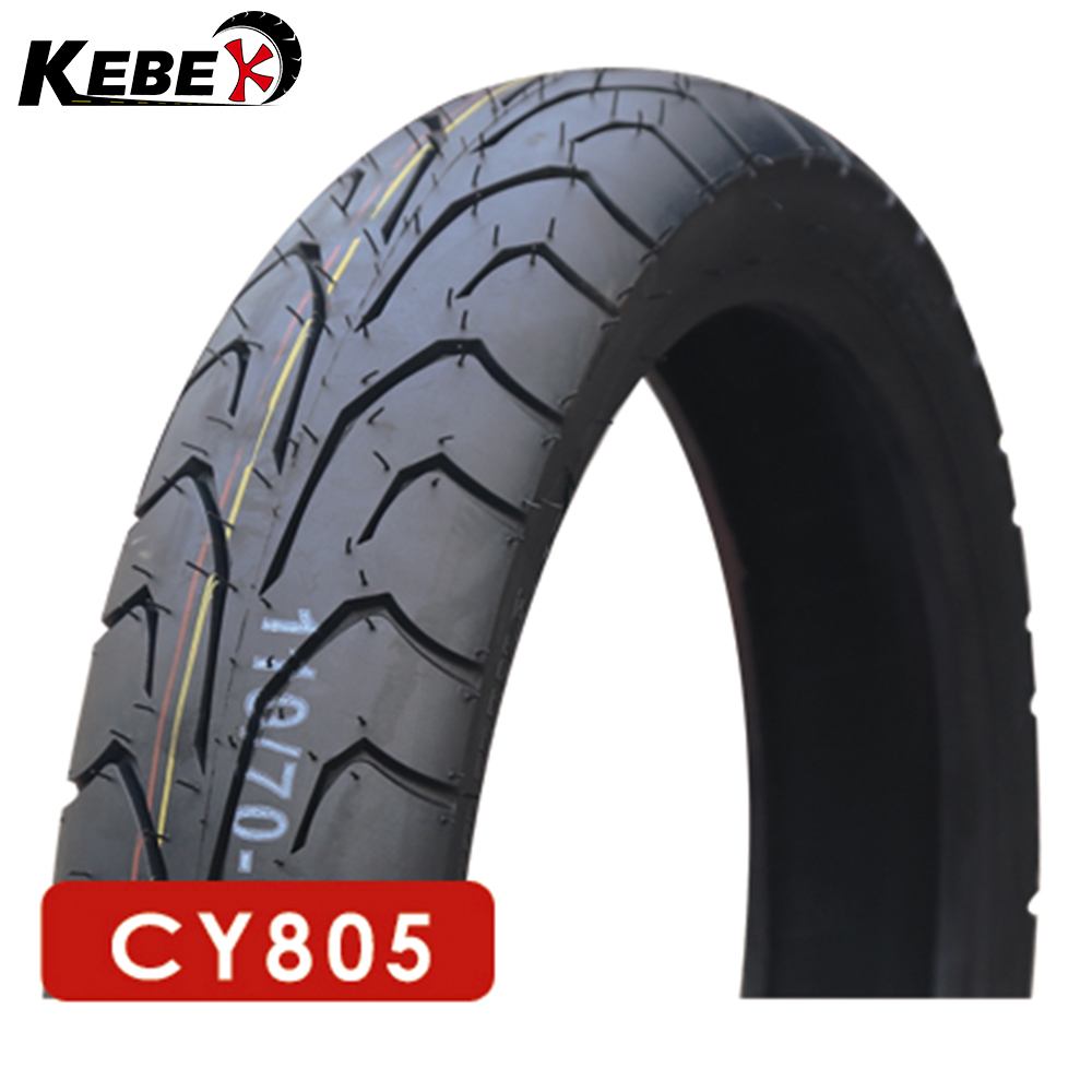 Wholesale tubeless motorcycle tyre 110/80-17