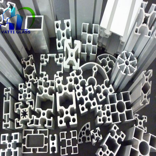 China factory suppliers cheap wholesale aluminum extrusion profile accessory for doors and windows