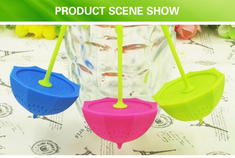 tea accessories wholesale animal fruit shape silicone tea leaf spice loose filter diffuser infuser strianer bag