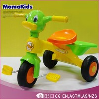 High Quality Wholesale Plastic Baby/kid/chilldren Tricycle With Fashionable Model
