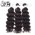 Cheap Good Products For Afro Bundles Of Inexpensive Brazilian Virgin Hair With Closure