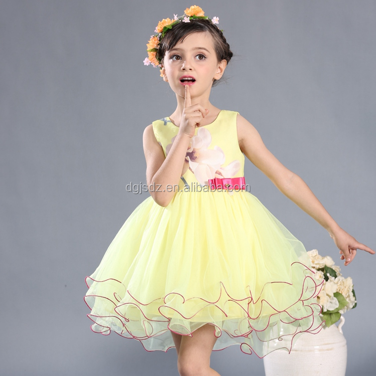 New Fashion Angel Style Baby Girl Party Dress Children Frocks Designs Kids Girls Dresses Buy