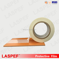PE Adhesive transparent Protection Film for Wood floor board