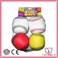 GSV SEDEX Factory china wholesale cheap custom mini baseball toy