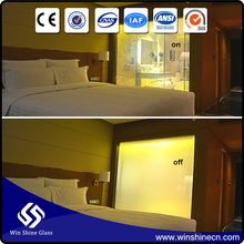 Opaque High Quality Lcd Switchable Privacy Glass