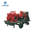 Lanco Brand Best Price Top Quality Mobile Fire Pump
