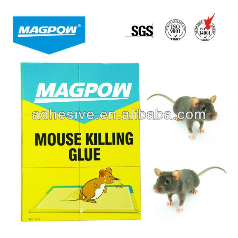 Mice Mouse Glue Adhesive For Fly Trap