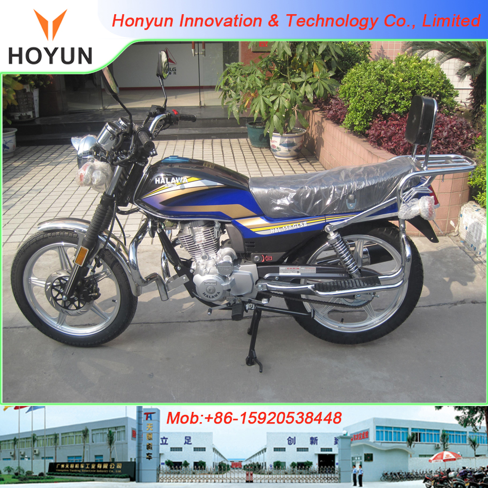 With Big footrest HOYUN HALAWA CGL CGL125 CGL150 motorcycles