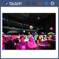 inflatable helium led light balloon, colourful zygote crowded balloon
