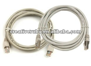 RJ45 cat6 standard ethernet jumper cable