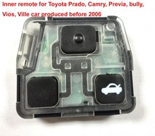 Inner remote for Toyota Prado, Camry, Previa, bully, Vios, Ville remote control, car were produced before 2006