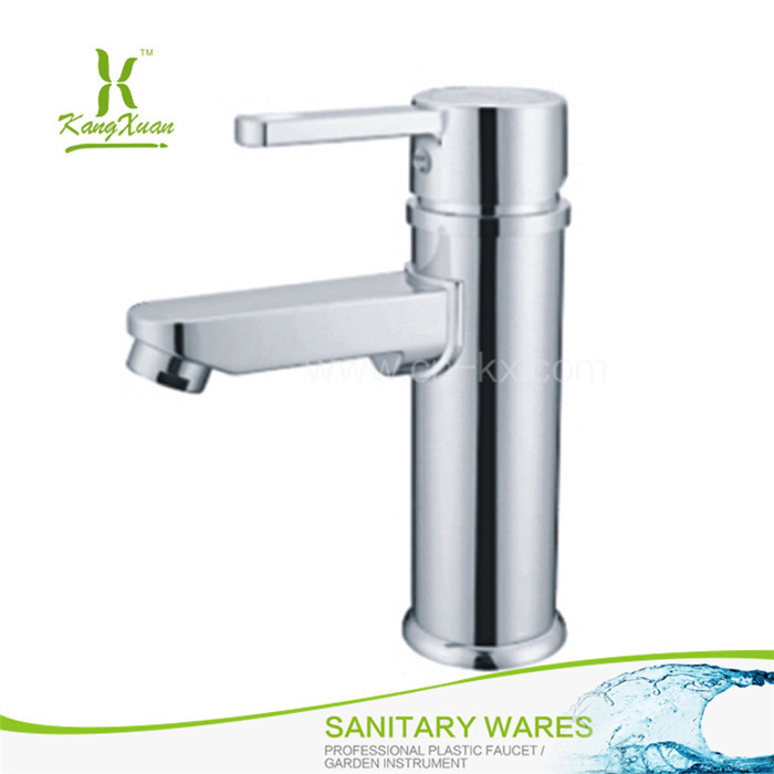 China Manufacture Chromed antique plastic lavatory faucet