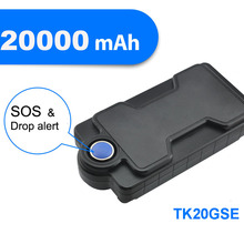 long battery life smart 3g gps wcdma tracker rohs no sim card for personal car vehicle TK20GSE kingneed