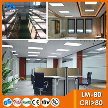 Color temp adjustable LED Panel Light 30x120 Ceiling Recessed Day Light Dimmable 60*60